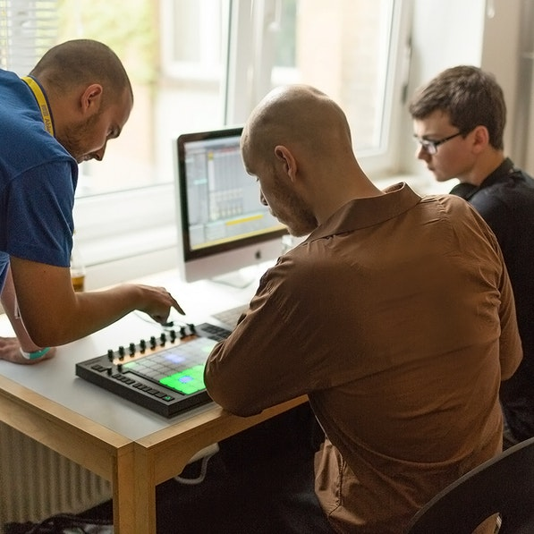 Certified Training Ableton