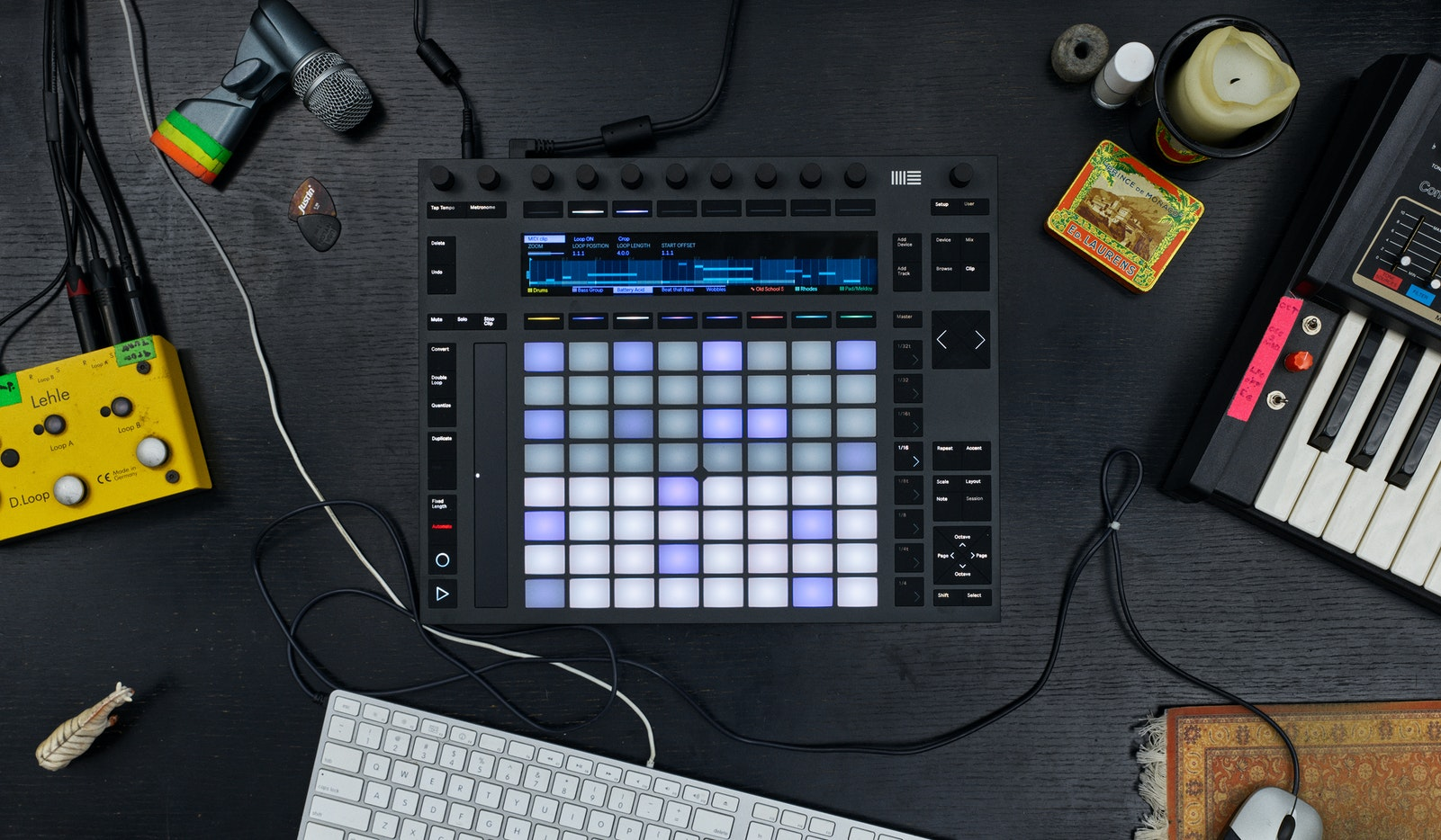 Ableton Live 10 Suite 10.1.40 Mac 中文破解版 音乐创作软件套装