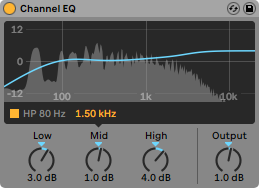 Channel EQ