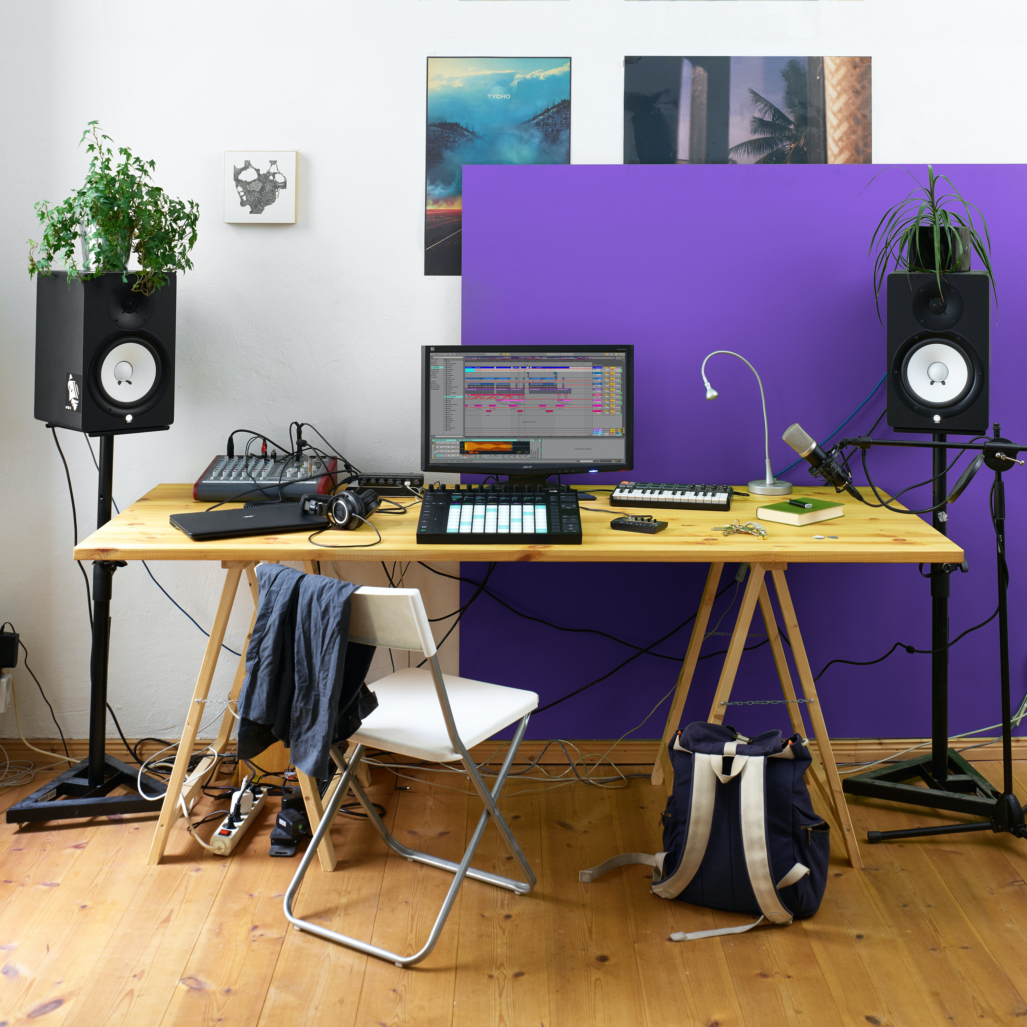 Fine Learn More About Our Music Making Software Live Ableton Largest Home Design Picture Inspirations Pitcheantrous