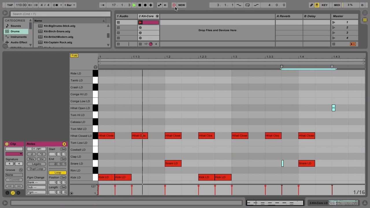 Assigning external controllers in Ableton Live : Ask.Audio
