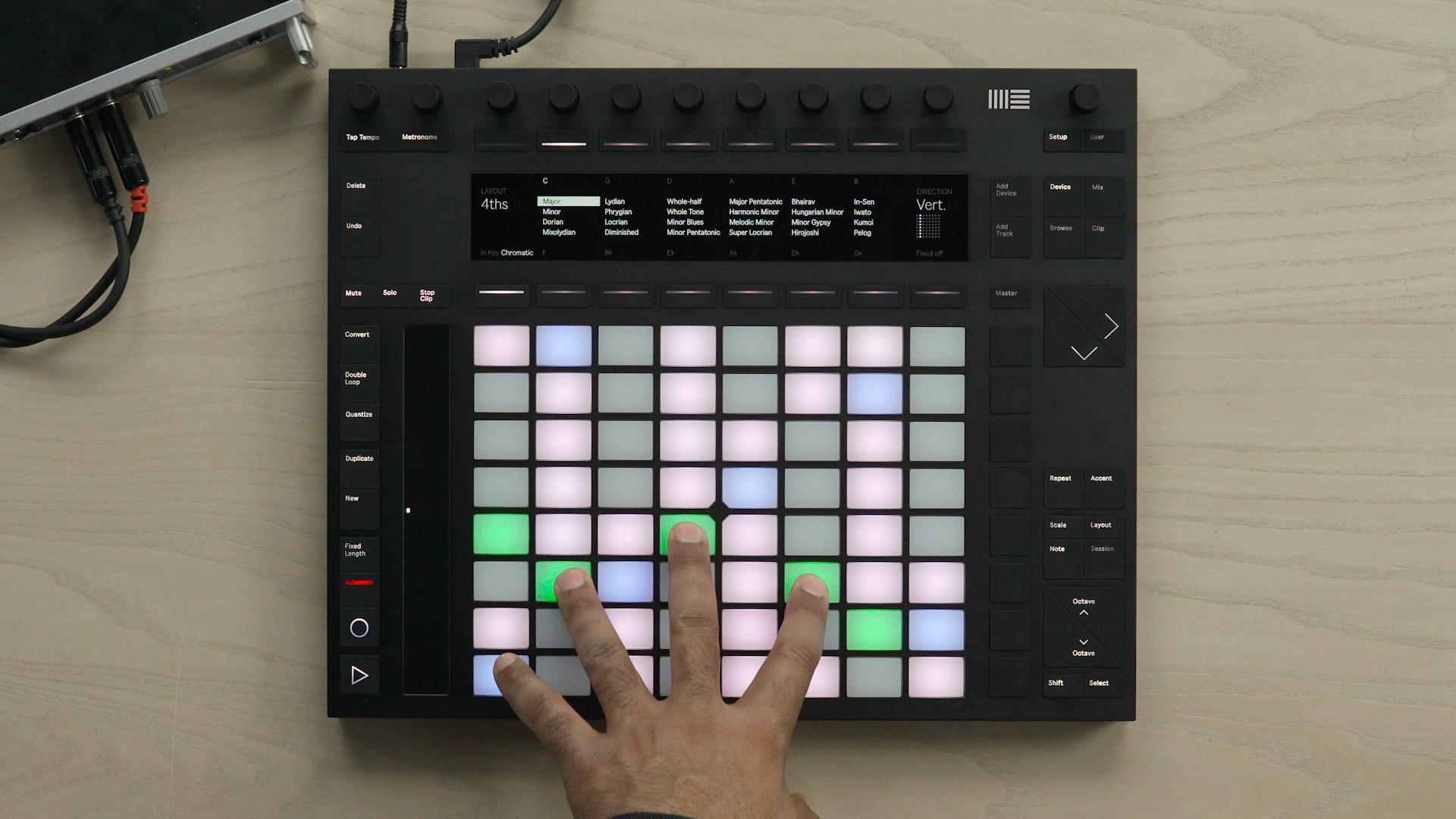 Ableton Push: Making Music - LinkedIn