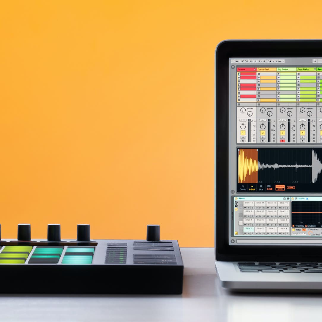 Learn more about Ableton Push | Ableton