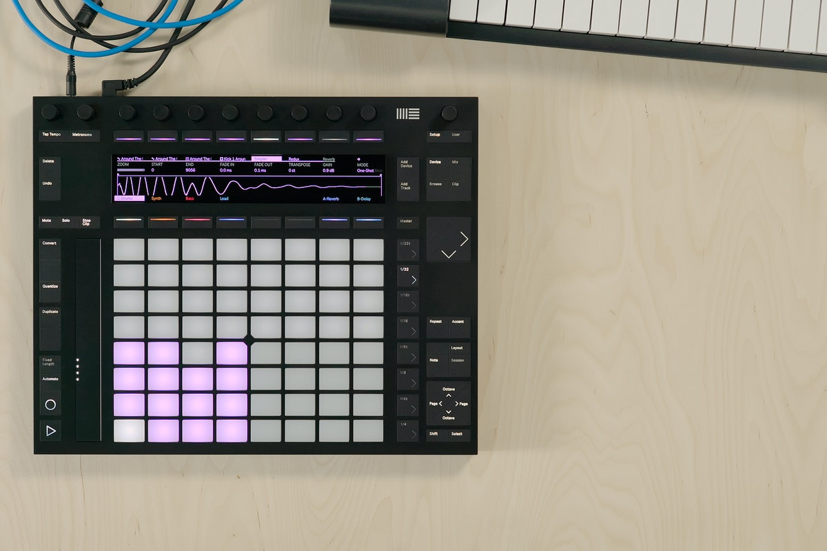 Learn Live Videos: Push 2 – Ableton