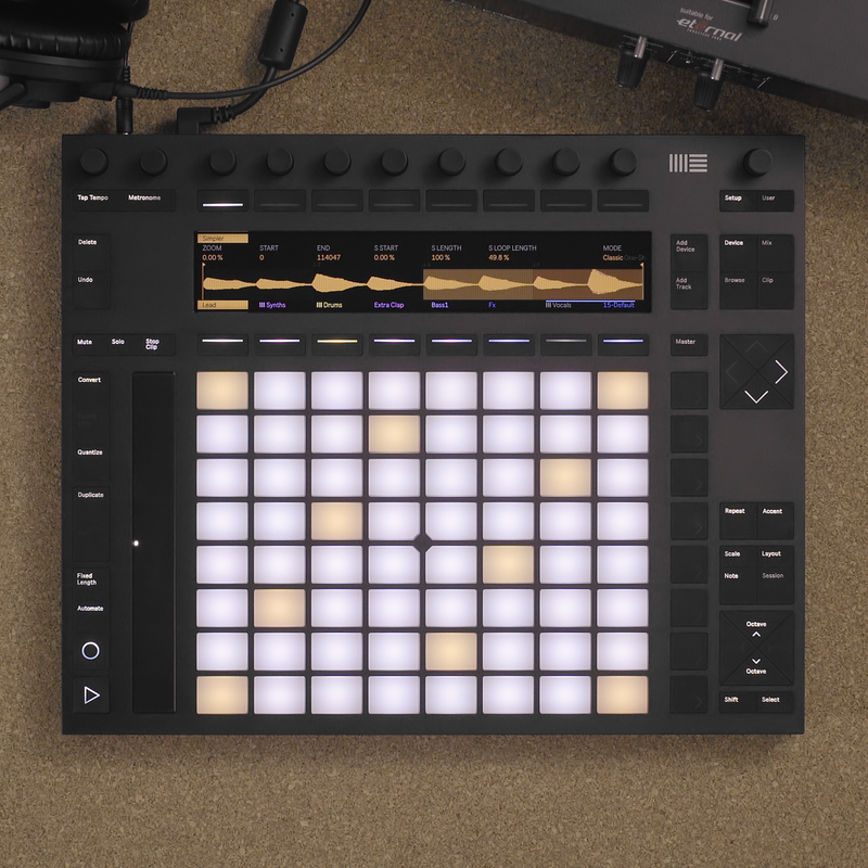 Exporting and handling audio and midi clips – ableton.